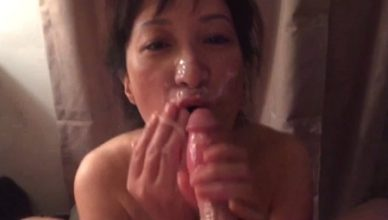 Milf Chink Loves Cum Long Time