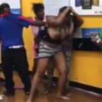 Walmart Discount Ends In Massive Titty Fight