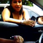 Bitch Helps A Stranger Cum In Public