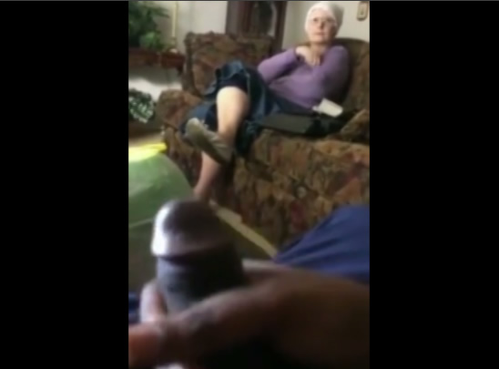 Dude Cums In Front Of His Mom, Mom Helps Clean Up His Cum - SickJunk.com->