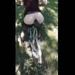 Pervy Teen Has Anal Sex With Her Bike