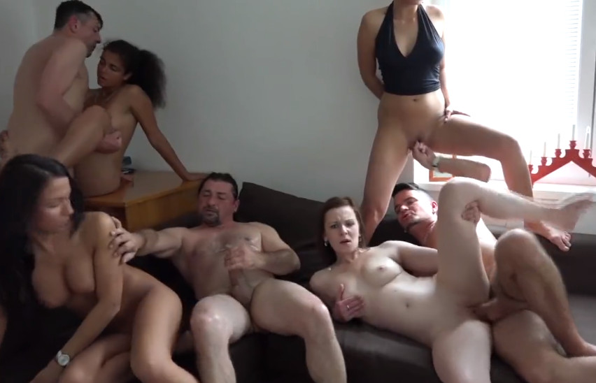 Swinger Porn Party