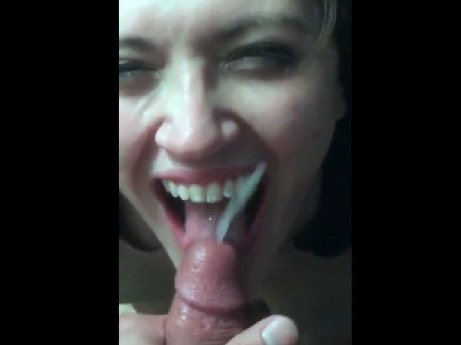 Massive Cum Load Swallow